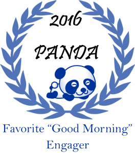 Favorite Good Morning Engager