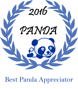 Best Panda Appreciator