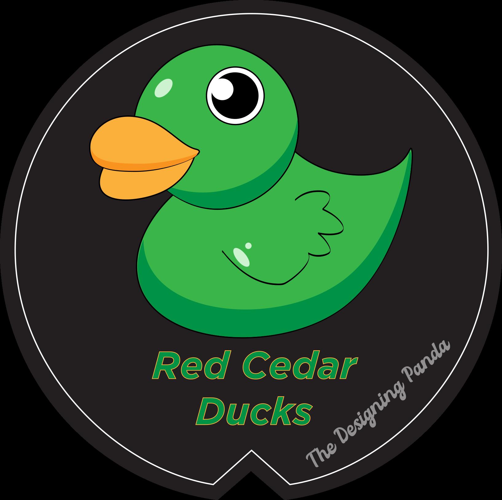 Red Cedar Ducks, Michigan State University-Logo